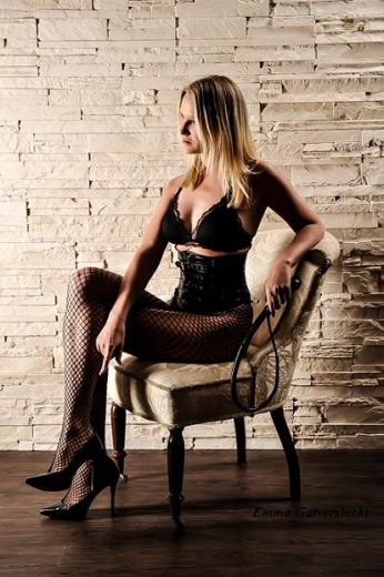 Mistress Emma - long term slavery